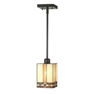 Chatfield Mission 1-Light Mini Pendant
