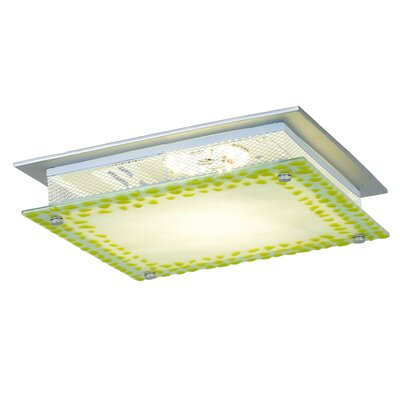 Lennon 1-Light Flush Mount