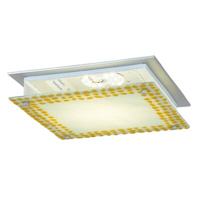 Newton 1-Light Flush Mount