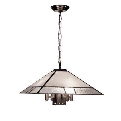 5-Light Inverted Pendant