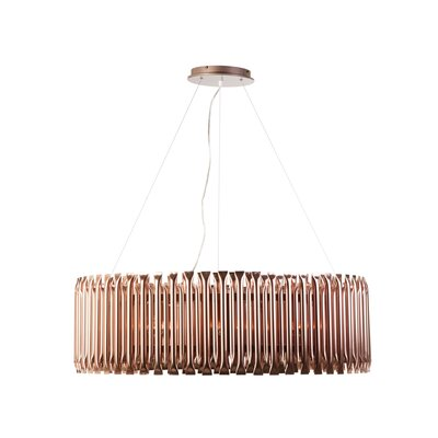 Vincent 1-Light Drum Pendant