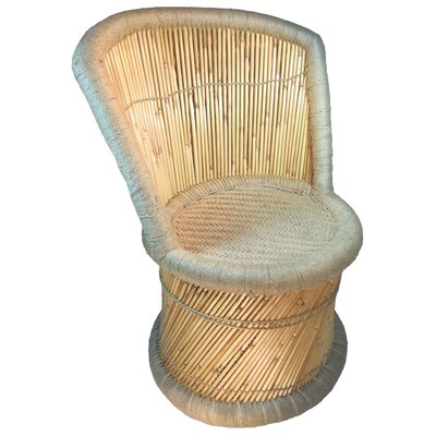 Moray Jute Barrel Chair
