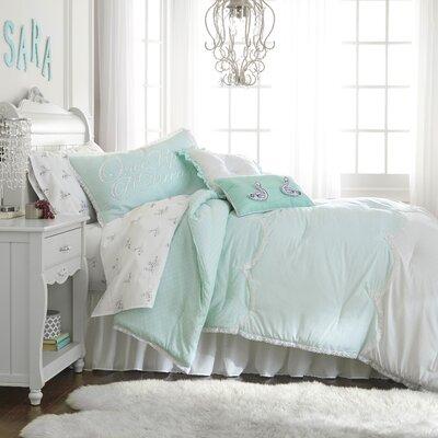 Polka Dottie Comforter Set Size: Twin
