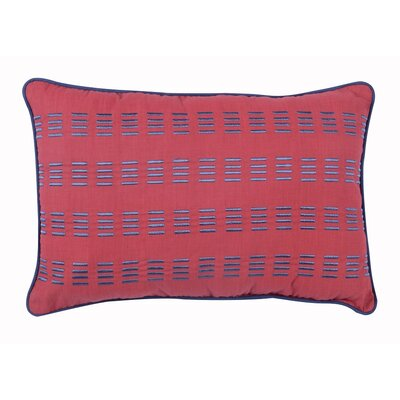 Preppy Plaid Lumbar Pillow