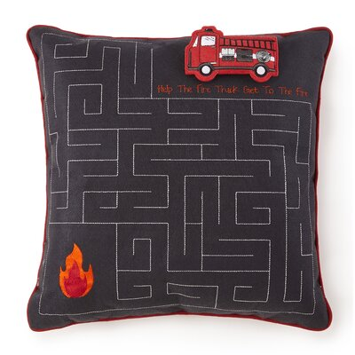Ladder 23 Throw Pillow