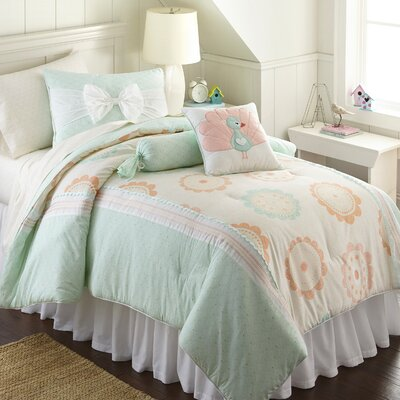 Holland Park Comforter Set Size: Full