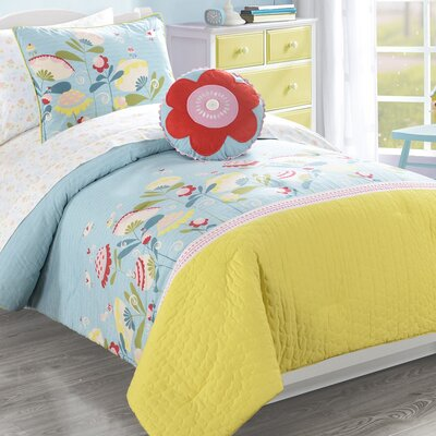 Happy Valley Comforter Set Size: Twin