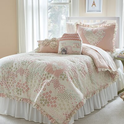 Spring Meadow Comforter Set Size: Twin