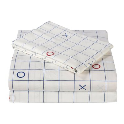 Yo Cotton Sheet Set Size: Twin