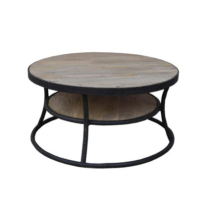 Ricciardo Coffee Table Size: 35.4 H x 35.4 W x 17.7 D