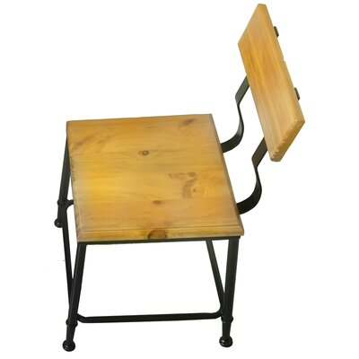 Darcie Industrial Side Chair