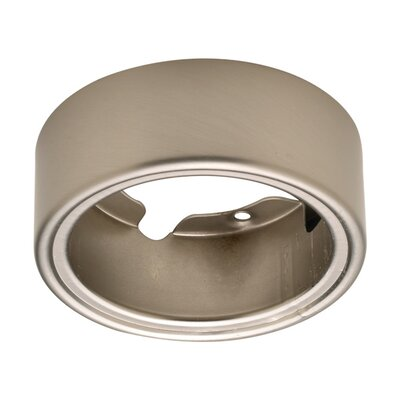 Surface Adaptor Finish: Satin Nickel