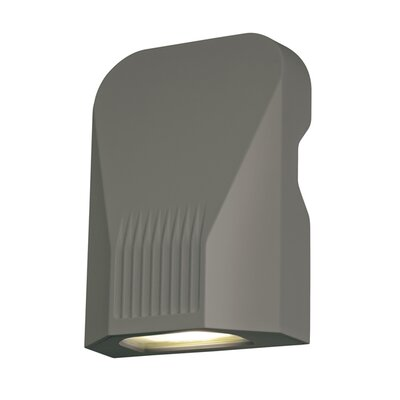 20W LED Architectural Outdoor Wall Lighting Finish: Bronze