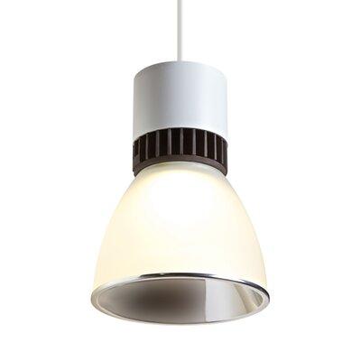 1-Light Mini Pendant Size: 10 H x 7 W x 7 D