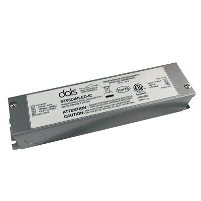 6W Dimmable LED Driver - IC Rated