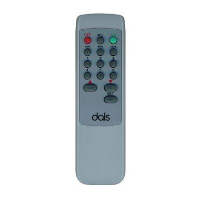 6 Zone Remote Control