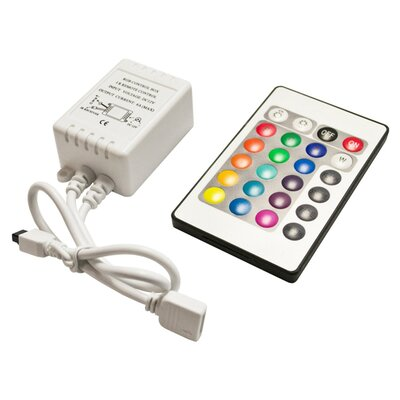 Color Changing Controller and Remote