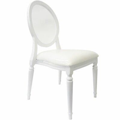 Lanister Ghost Banquet Side Chair (Set of 5)