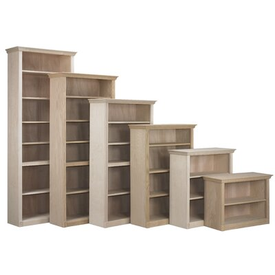 Federal Crown Bookcase