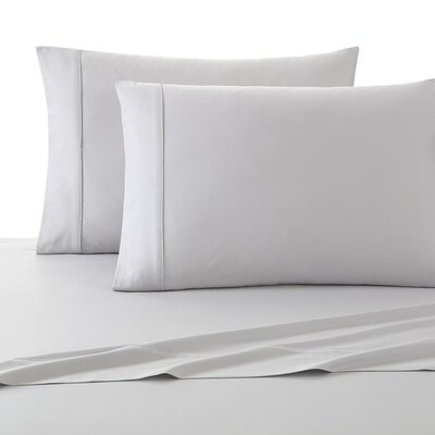 300 Thread Count Cotton Luxury Sheet Set Size: King, Color: Gray