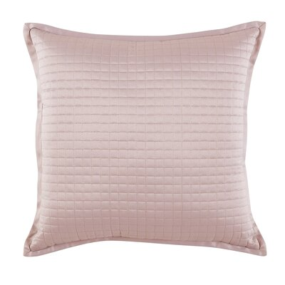 Decorative Throw Pillow Color: Rose Gold