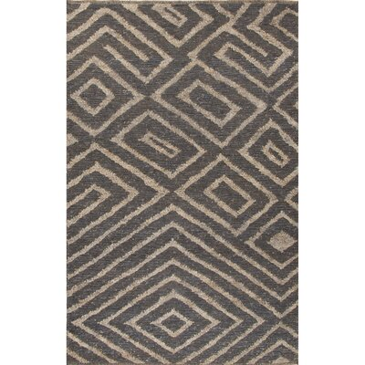 Luxor Gray/Taupe Area Rug Rug Size: 2 x 3