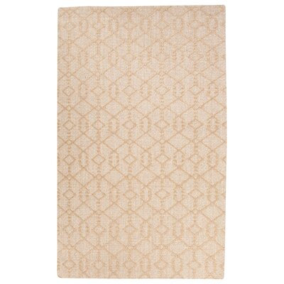 Subra Natural Area Rug Rug Size: 8 x 10