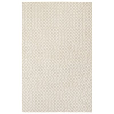 Subra Natural/Ivory Area Rug Rug Size: Rectangle 2 x 3