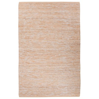Subra Natural Area Rug Rug Size: Rectangle 5 x 8