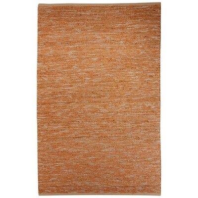 Subra Beige/Brown Area Rug Rug Size: 5 x 8