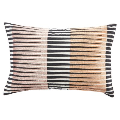 Jaipur Living Tribeca Lumbar Pillow Fill Material: Down/Feather