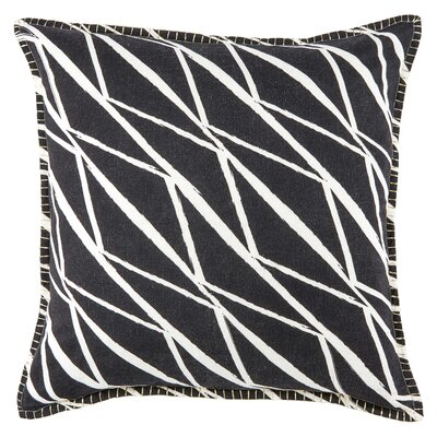 Jaipur Living Nomad Throw Pillow Fill Material: Polyester/Polyfill
