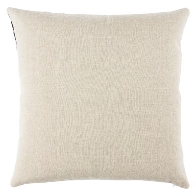 Jaipur Living Vesper Linen Throw Pillow Fill Material: Polyester/Polyfill