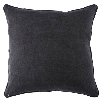 Jaipur Living Syrin Linen Throw Pillow Fill Material: Polyester/Polyfill