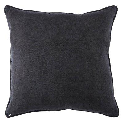 Jaipur Living Syrin Linen Throw Pillow Fill Material: Polyester/Polyfill