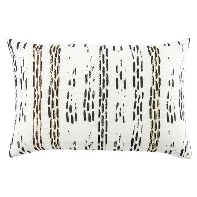 Jaipur Living Lumbar Pillow Fill Material: Down/Feather