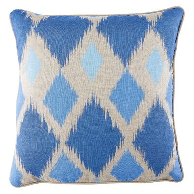 Jaipur Living Sidra Linen Throw Pillow Fill Material: Down/Feather