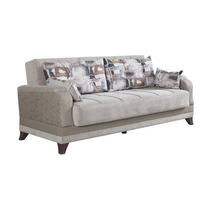 Silva 3 Seater Convertible Sleeper Sofa