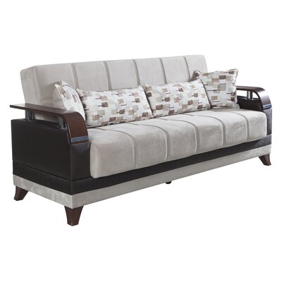Natura 3 Seater Convertible Sleeper Sofa
