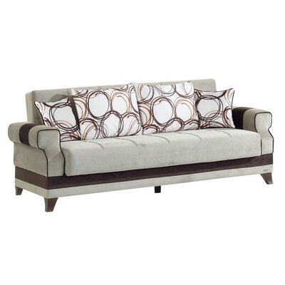 Fuga 3 Seater Convertible Sleeper Sofa