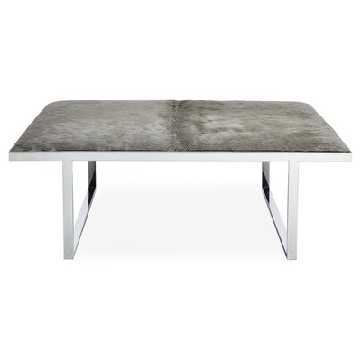 Kelly Coffee Table Color: Charcoal
