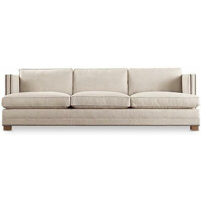Sonoma Sofa Size: 34 H x 84 W x 44 D