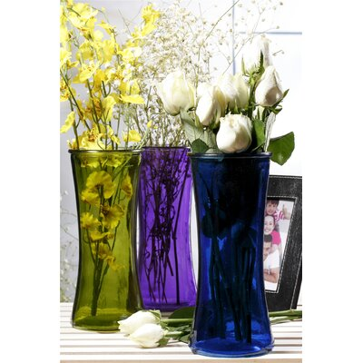 Glass Flower Vase VM16040007