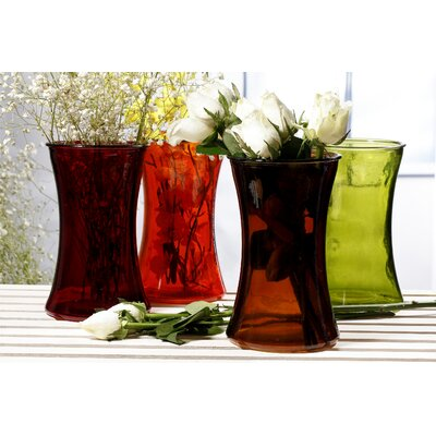 Glass Flower Vase VM16040009