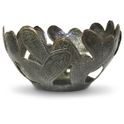 Cactus Decorative Bowl
