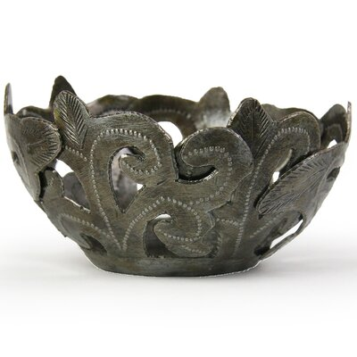 Filigree Decorative Bowl