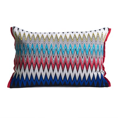 Bliss Woven Lumbar Pillow