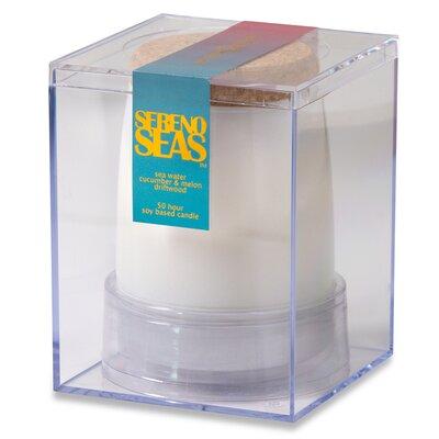 Sereno Seas Ocean Soy Jar Candle 2000216