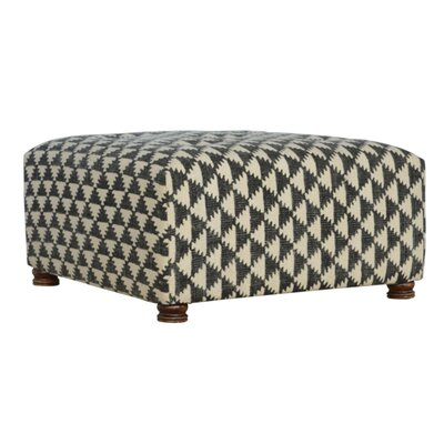 Zager Cocktail Ottoman