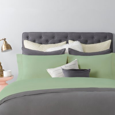 600 Series 300 Thread Count Sheet Set Size: Twin, Color: Green